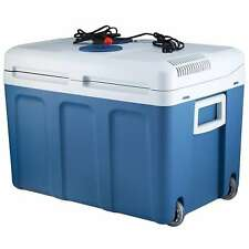 Knox 48-Quart Electric Cooler/Warmer with Built-in Car and Home Plug (Blue)