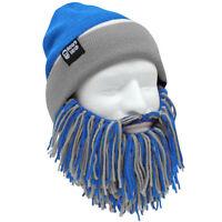 85c948aa9da91 Beard Head Tailgate Barbarian Football Knit Thermal Winter Ski Mask   Beanie  Hat