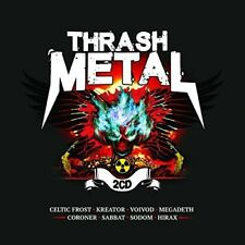 Various Artists - Thrash Metal / Various [New CD] UK - Import