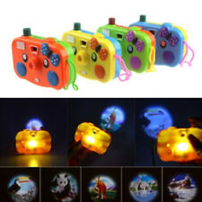 Educational Toy Children Kid Funny Light Projection Animal Toy Camera Gift