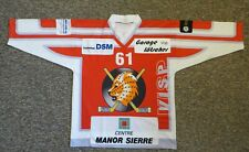 EHC Visp (Swiss League) / #61 - OCHSNER - MENS Ice-hockey Jersey / Shirt. Size M