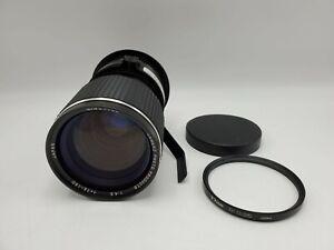 75-150mm F4.5 Medium Format Camera Zoom Lens (Mamiya) *Flange Mount*
