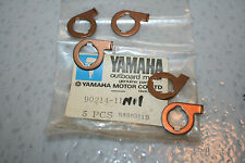 nos Yamaha outboard claw washers 5 pcs.