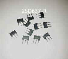 5PCS    NEW    2SD637-R   D637-R    2SD637    D637     SIP-3    TRANSISTOR