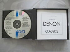 Denon Classics The Fascinating World of Digital Sound made in West Germany 2 CD