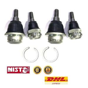 4 Upper Lower Right Left Ball Joint For Ford Ranger Wildtrak Mazda BT-50 2012-18