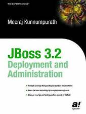 Jboss 3.2 Distribuzione e amministrazione, kunnumpurath, meeraj, NUOVO LIBRO