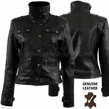 Leather Casual Coats & Jackets for Women