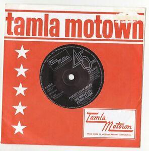 "Edwin Starr –Twenty-Five Miles+ Miracles Love Machine MOTOWN ZB41919 7"" Vinyl 45"