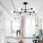 Large Pendant Light Modern Ceiling Lights Black Chandelier Lignting Kitchen Lamp