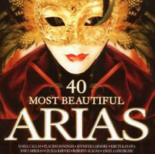 40 Most Beautiful Arias : 40 Most Beautiful Arias (2CDs) (2008)