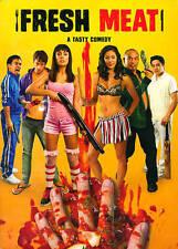 Fresh Meat, New DVD, Hanna Tevita, Nicola Kawana, Temuera Morrison, Danny Mulher