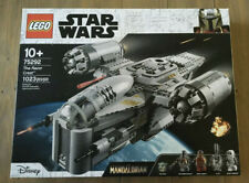LEGO Star Wars (75292) The Mandalorian: Razor Crest - New!  Free Shipping!