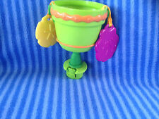 Evenflo Mega Splash Exersaucer Sand Bucket Toy Replacement Part