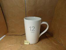 Starbucks 12 Tall Coffee/Tea Mug, 2011 Starbucks Coffee Company (Used/Euc)