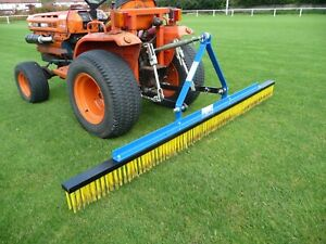 8ft Tractor mounted  Brush frame  Sisis