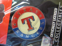 Texas Rangers Pin - Logo
