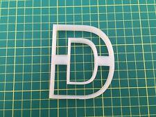 Alphabet Letter D cookie cutter
