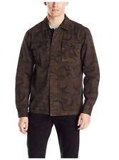 NEW ALTAMONT Men's Full Metal Jacket Camo Size Large Skateboard Coat  Military