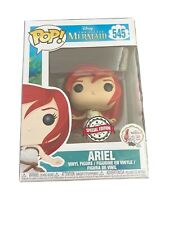Ariel The Little Mermaid Pop Vinyl #545 - Boxed