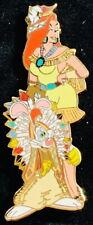 Disney Pin 2006 Thanksgiving Pin Roger & Jessica Rabbit Natives Le 250 Pp #50660