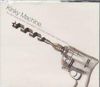 Kinky Machine - Shockaholic ° Maxi-Single-CD von 1993 ° FAST WIE NEU °