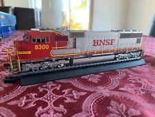 Athearn Genesis HO BNSF diesel locomotive