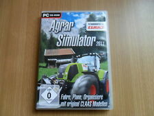 (PC) - AGRAR SIMULATOR 2011