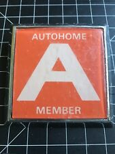 Autohome Member Insignia para Coche