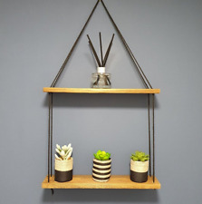 Double Floating Shelf Wall Home Decor