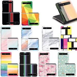 Pattern 3D Hard Case für Samsung Galaxy Z Flip3 / Galaxy Z Flip / Z Flip 5G