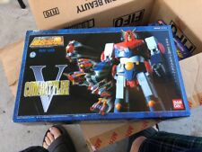 NEW Soul of Chogokin GX-03 COMBATTLER V Action Figure BANDAI TAMASHII NATIONS