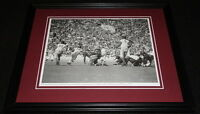 1932 USC vs California Football Framed 11x14 Photo Display