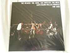 PETER BROTZMANN Nearer The Bone Harry Miller Louis Moholo 180 gram SEALED LP