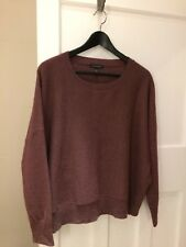 Eileen Fisher Gorgeous 100% Cashmere Jumper Size M, Great Condition
