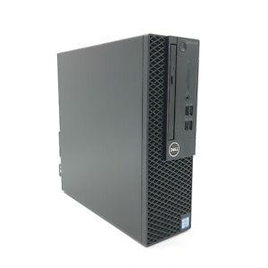 Dell OptiPlex 3060 Computer PC i5-8500 CPU @ 3.00GHz 16GB DDR4 500GB HDD