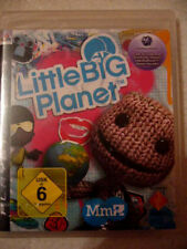 PS3 -  Spiel-  Little Big Planet