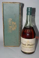 GRAND MARNIER  COGNAC FINE CHAMPAGNE V.S.O.P. AÑOS 60 PERFECTA IN BOX 75cl