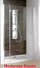 Breuer ESPIRA Schwingtür Nischentür Duschtür Drehtür, Glas 6 mm, auch Sondermaße