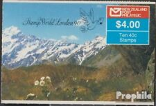 New Zealand 1051A MH (complete.issue.) stamp booklet unmounted mint / never hing