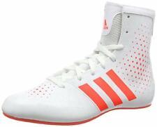 I   -  Chaussures de Boxe Mixte Noir Orange Fluo KO Legend 16.2 Adidas p 39 1/2