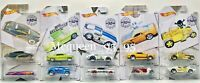 2019 HOT WHEELS LARRY WOOD 50TH ANNIVERSARY COMPLETE SET CHEVY BONE SHAKER
