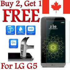 For LG G5 Premium Tempered Glass Screen Protector