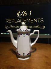 Earthenware Tableware Adams Pottery Coffee Pots