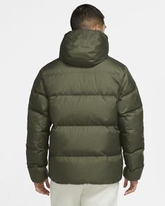 Nike Sportswear Down-Fill Windrunner Jacket Men's M Twilight Marsh