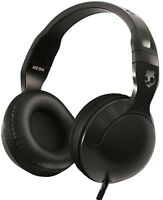 Skullcandy Hesh 2 Black & Gun Metal Hard Wired Headphones