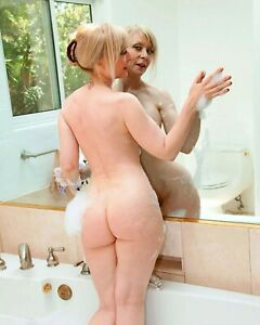 Nina Hartley 8x10 Photo Beautiful Busty Butt Porn Star Artistic Nude 12121