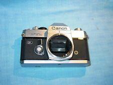 Canon  FT b    QL