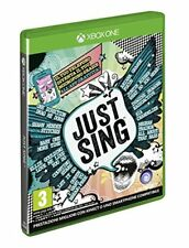 Ubisoft Just Sing per Xbox One Versione Italiana