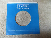 sleeve only AMPEX  45 record company sleeve only    45
